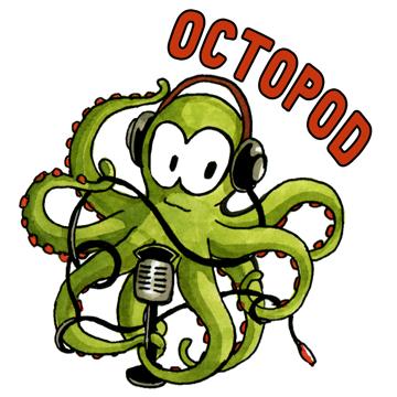 jekyll - octopod logo